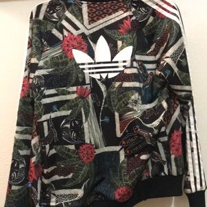 adidas Jackets & Coats - Colorful Adidas jacket
